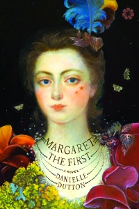 MARGARET THE FIRST cover image print res